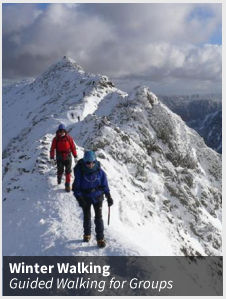 Winter Walking - Guided Walking for Groups