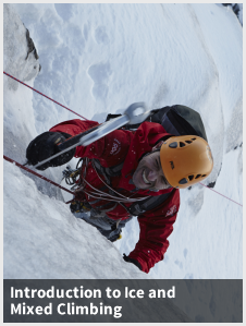 Introduction to Ice and Mixed Climbing
