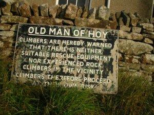 Not many local climbers around here!